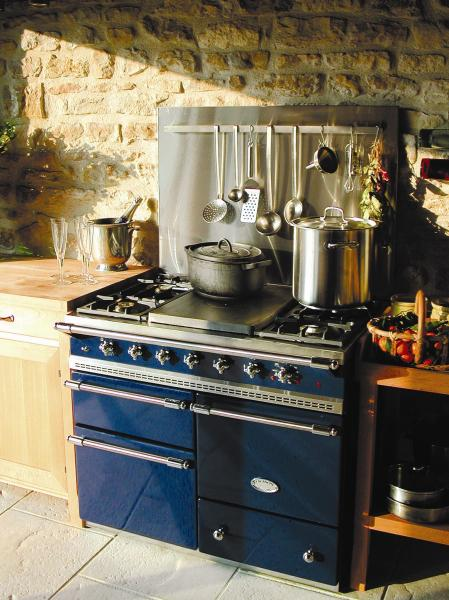 Chagny Cooking Range Art Culinaire Lacanche Usa