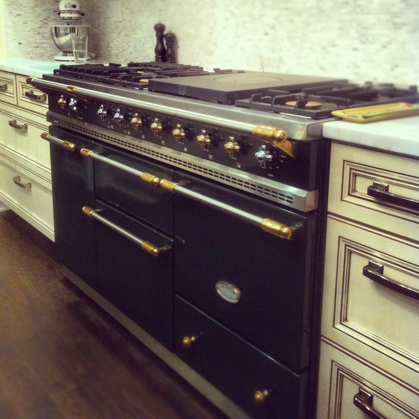Fuel Induction Service >> Chagny 1400 Cooking Range - Art Culinaire - Lacanche USA