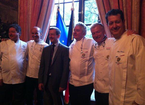 french chefs taste of france