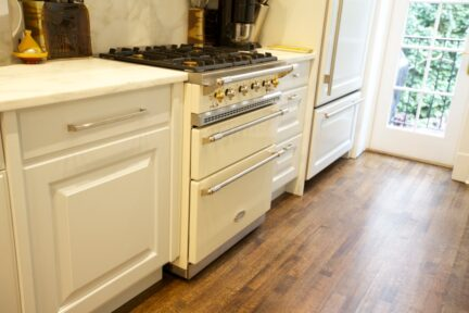 Ivory Lacanche Rully Stove Range