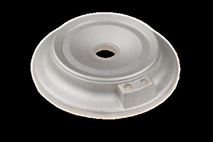 Lacanche 18k BTU burner bowl
